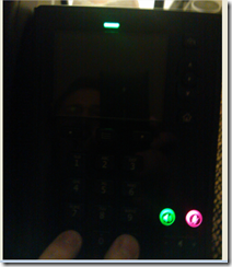 Hard Reset Lync Phone Edition