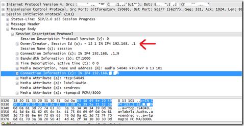 Configure Lync Internet SIP trunk for Cisco ASA