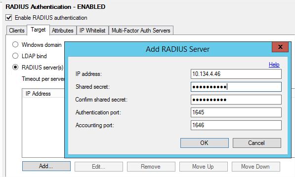 Configure Remote Desktop Gateway to use Multi-Factor Authentication