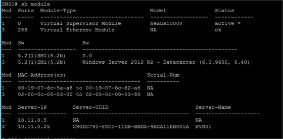 Connect a VM to the Cisco Nexus 1000v