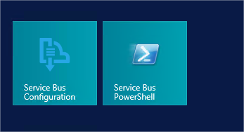 Install Service Bus in Azure Pack