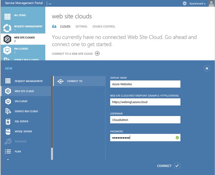 Installing and configuring HA Azure Pack Websites – part I