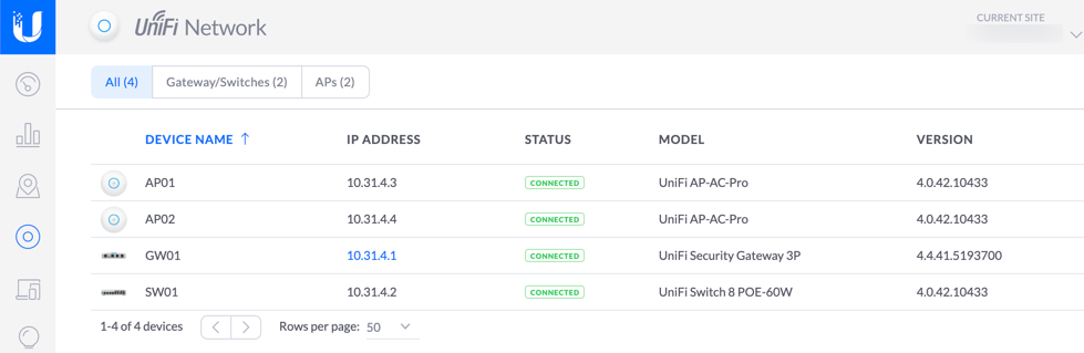 Connect UniFi Security Gateway to Azure using Site to Site VPN