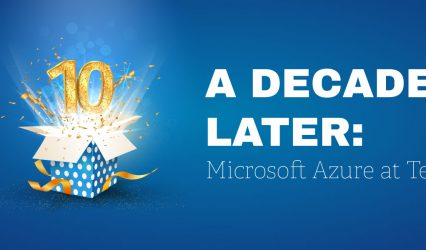 A decade later: Microsoft Azure turns 10